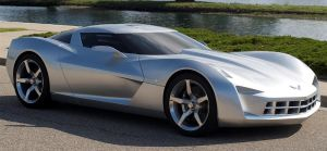 Corvet Stingray Concept II by Beowulf-BX