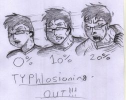 Typhlosioning Out (A Hulk Out Parody) by Artooinst