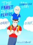 The Frost in our Pixels by WreckitAriel