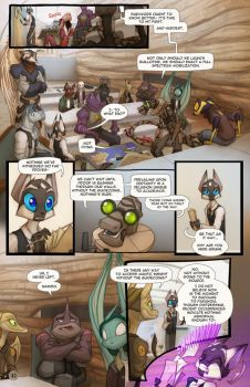 Dreamkeepers Saga page 360 by Dreamkeepers