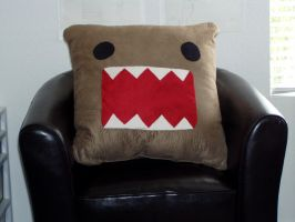 Domo-Pillow by Cryckit
