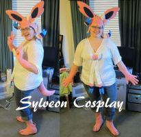 Sylveon Cosplay by PokemonMasta