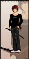 Nowadays Kenshin-color by FeuSigil