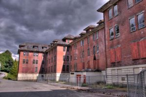 Riverview Hospital by hlaurah