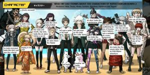 What my dad thinks about Super Dangan Ronpa 2 by Jedi-Solo