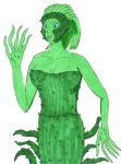 Plant Demon Queen by Zoe-the-Pink-Ranger