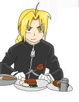 Ed Elric by twilightruler