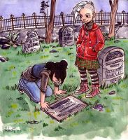 Who's in this grave by damnskippy