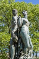 Statue in Grand Army Plaza Park by RyanMelendez93