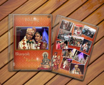 Indian Wedding DVD by anitd7