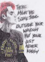 Gerard Way by carrieXchaos