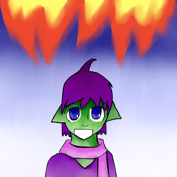 Evil Gnomeling by A-H-R