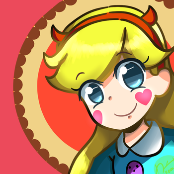 Star Butterfly by kamsharkie