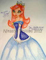 Princess Ginger by Tanis711