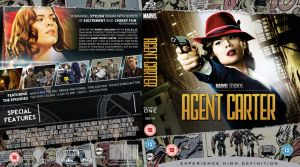 AGENT CARTER Blu-Ray by MrPacinoHead