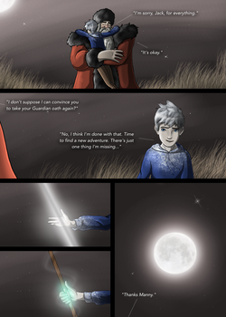 RotG: SHIFT (pg 232) by LivingAliveCreator