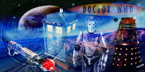 Doctor Who Banner by pattie-anne
