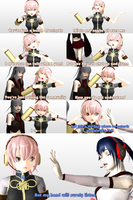 _MMD_ You're all just noobs by xXHIMRXx