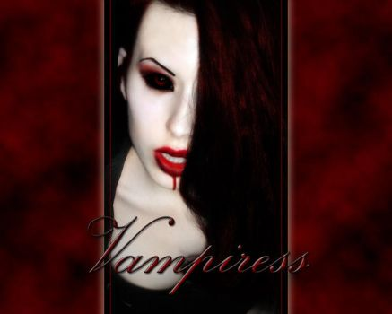 Vampiress V1 - 1280x1024 by razzberry