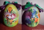 Flower Easter Egg by Shadowisper
