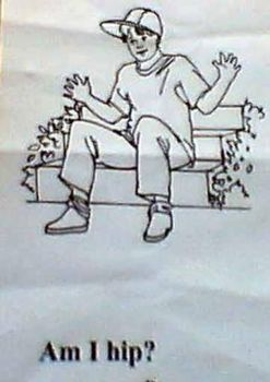 am i hip? by commanderzab