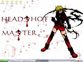 My Desktop by headshotmaster