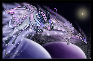 The Pluto Dragon by TwilightSaint