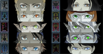 The Eyes Have It (DAII + Persona 3) by DelicateRosebud