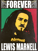 R.I.P. Lewis Marnell by RenOfSwagzareth