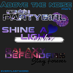 Above the noise PNG's by everylastword