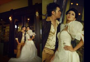 wedding ardjuna I by valbury