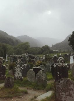 Glendalough by grasica
