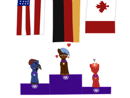 MLP Olympics by AcrylicBanter