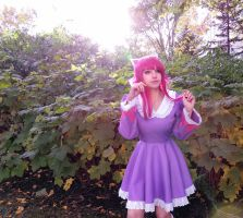 Annie from League of Legend by kawaiilullaby