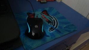 My New mouse - Logitech G300s by XXSefa