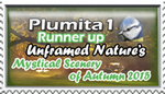 Plumita1-Runner-up- Unframed Nature Contest by marthig