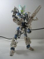 Toa Maxus at his latest by DeviantArtistMax