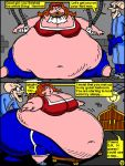 pigs pg. 9 by WillixArtist