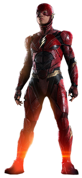 Justice League | The Flash png by mintmovi3