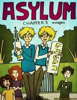 Asylum Chapter 3 Cover by jello-bomb