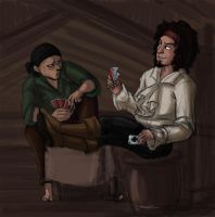 Pirate Card Game by leighanief