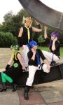 Vocaloid - Rabble Wings by AQuietRiot