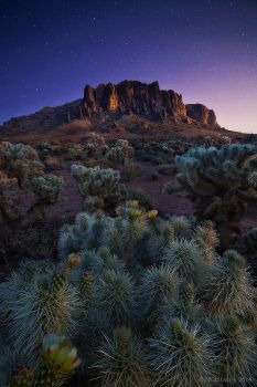 Superstitious Twilight by PeterJCoskun