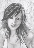 Gina Gershon by candysamuels