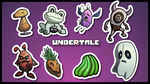 Undermonsters - Ruins by steamrider5