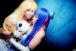 Panty and Stocking by g4ronk