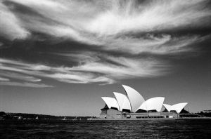 Sydney Opera House by evanjacobs