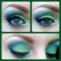 Mermaid Eyes by Miss-Reptilian