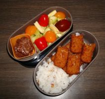 Bento fishstick by Vetriz