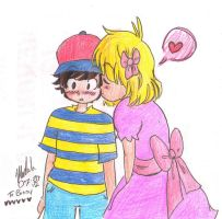 for my Ness~ by SiXProductions